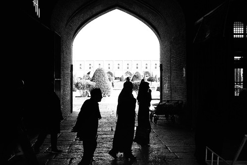 Isfahan from life of Pier Paolo Pasolini