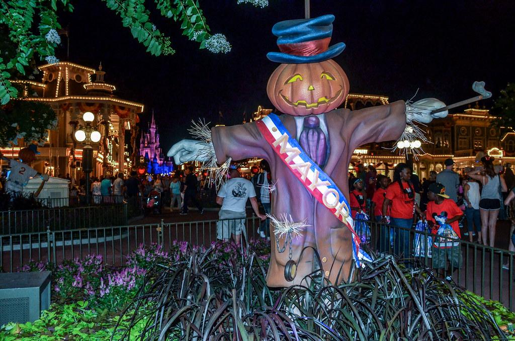 Pumpkin MK castle