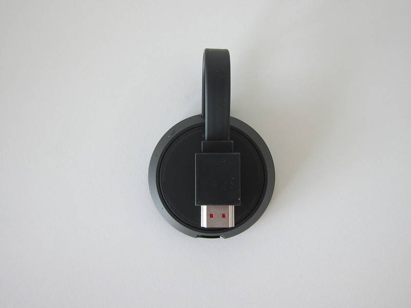 Google Chromecast Ultra - Bottom