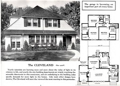Standard Home Plans 1928 The Cleveland