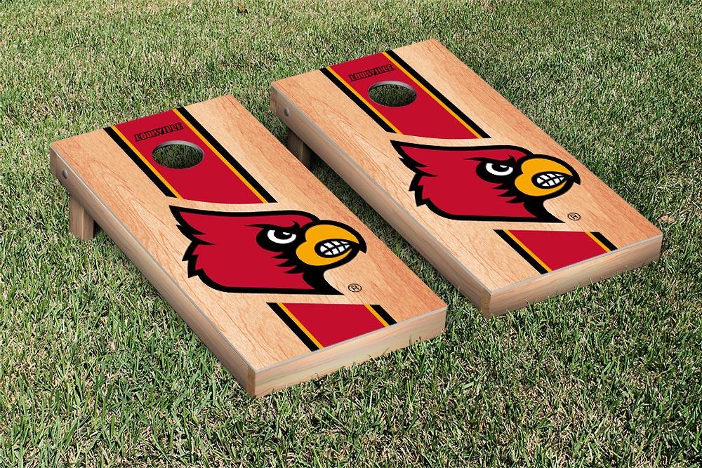 Louisville Cardinals Hardcourt Stripe Version