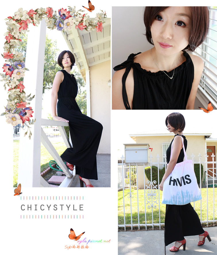 CHICYSTYLE, 韓國代購, 正韓, 韓貨, 韓國品牌, 韓國服飾, 寬管褲, 流行, 穿搭