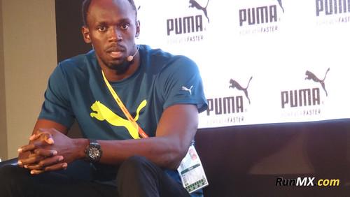 Usain Bolt en Beijing 2015