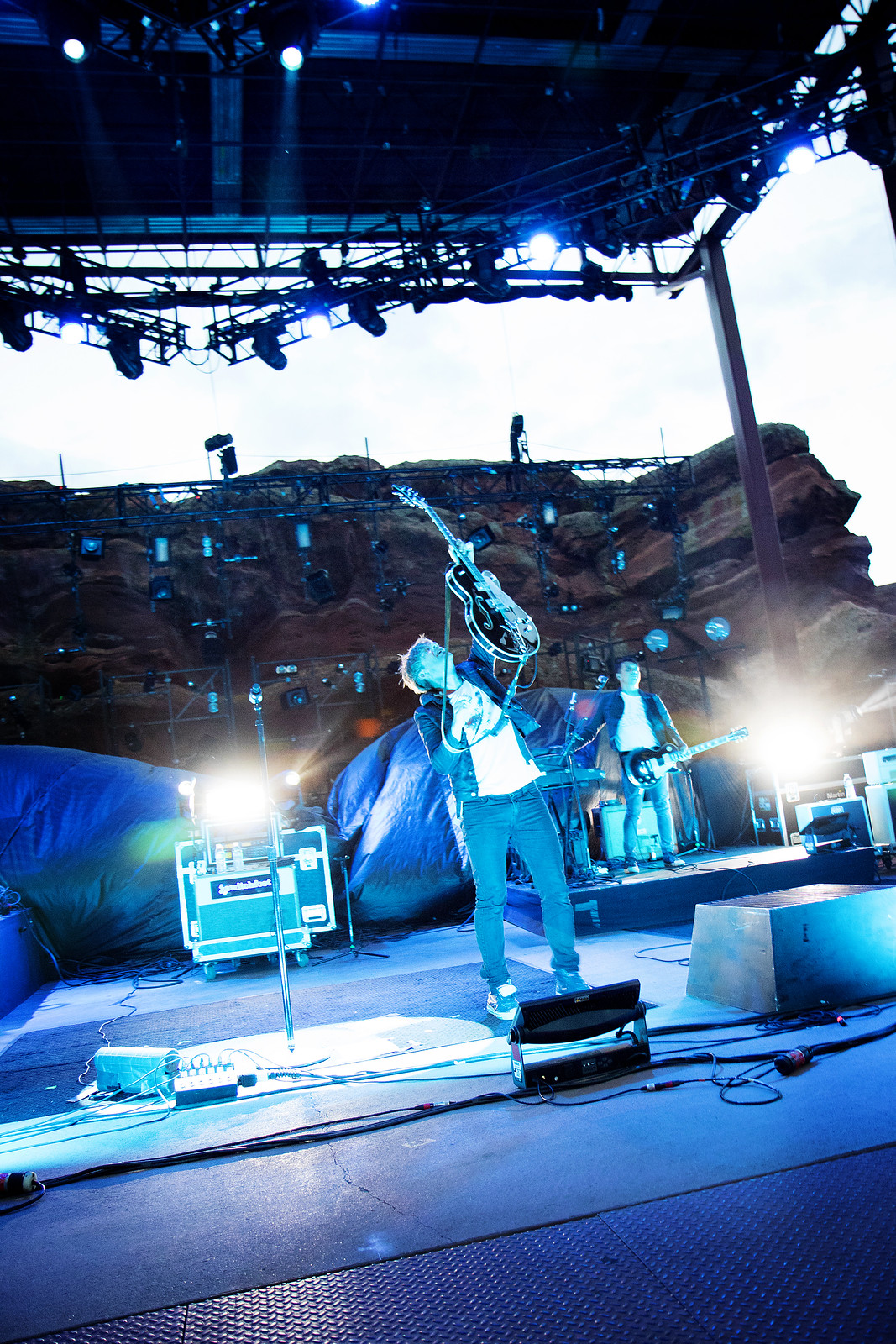 Switchfoot Red Rocks