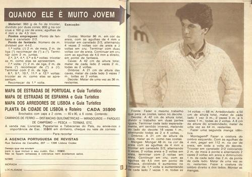 Crónica Feminina Nº 1239, Agosto 21 1980 - 22