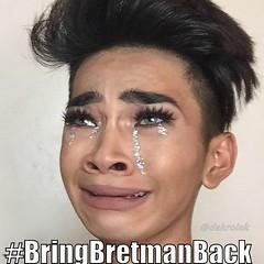 #BringBretmanBack
