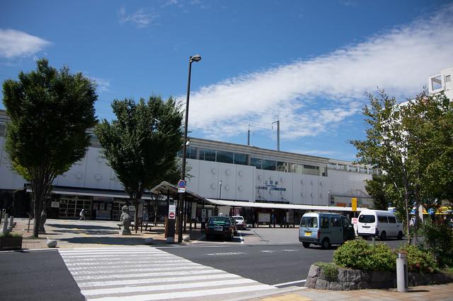 上田駅 #「しあわせ信州ふるさと商品」取材ツアー