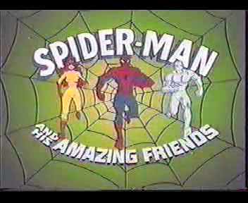 Spider-Man and His Amazing Friends (1981-1983,24odc)B