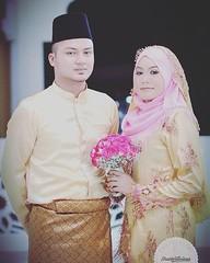 The Solemnization of Shakira & Shafiq #shutterlicious #malaysia #lukecarliff #perak #best #shoutout #weddingphotography