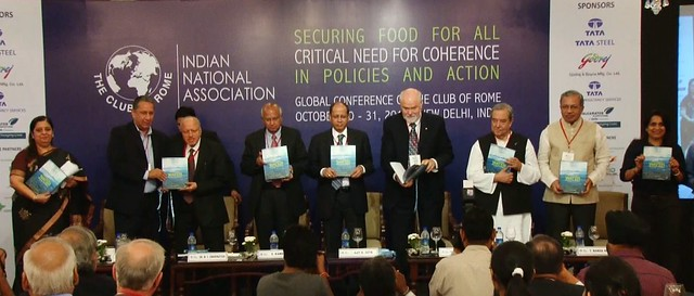 LAUNCH OF WATER BOOK IN NEW DELHI