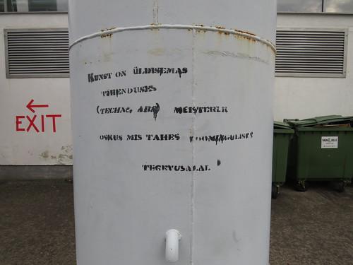 Streetart in Pärnu