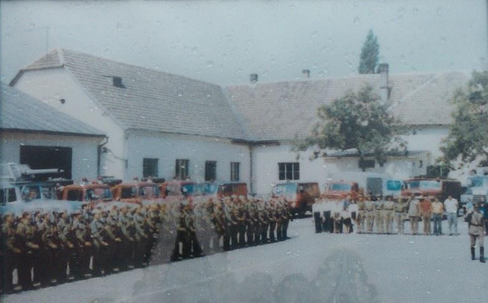 Arad - cazarma veche