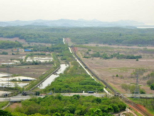 Co-Seoul-DMZ 3-Dora observatoire (4)