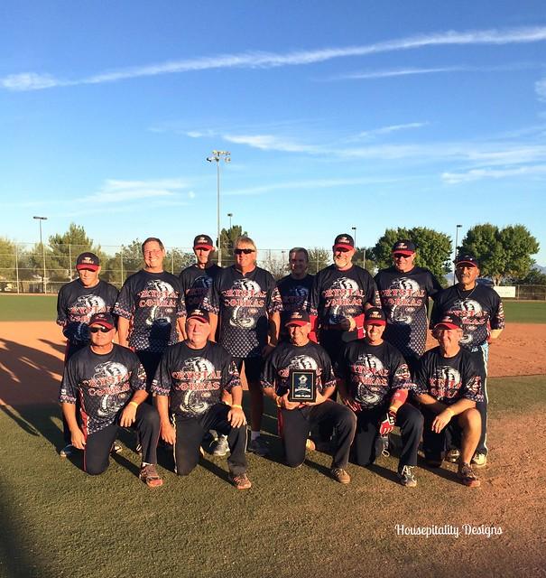 Carolina Cobras Softball - Housepitality Designs