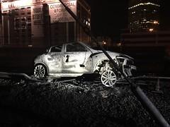 LIRR at Work: Long Island City Car Fire