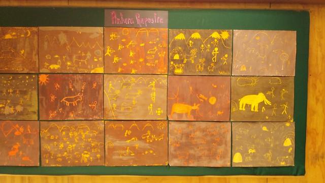 Eduacación Artística:Arte rupestre