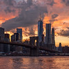 Brooklyn Bridge by CliffPetersonPhotography