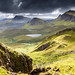 Quiraing on Isle of Skye in Scotland by Loïc Lagarde