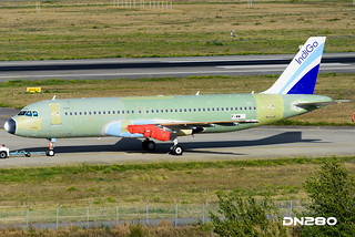 IndiGo A320-271N msn 6799