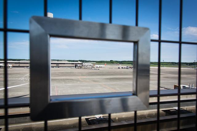Airplane watcher