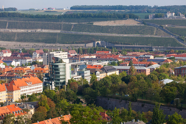 Würzburg, Franconia region of Bavaria, Germany