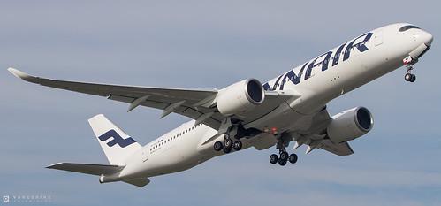 Finnair Airbus A350 - Photo: Ivan Coninx Photography