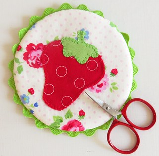 STrawberry Coaster