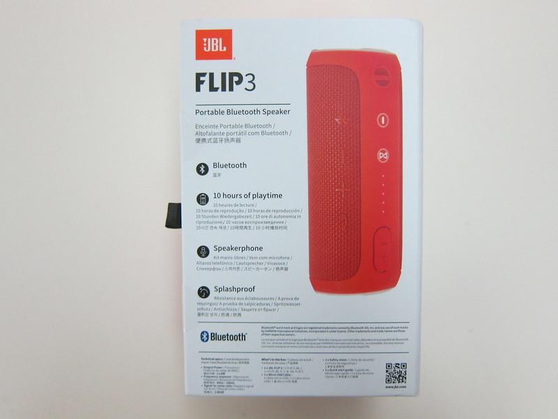 jbl flip instruction manual
