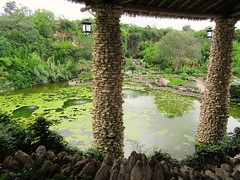 Japanese Tea Gardens in San Antonio, TX