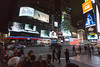 October 2015 Midnight Moment: Shahzia Sikander, Gopi-Contagion by Times Square NYC