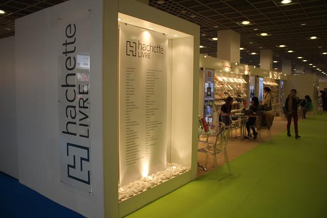 Hachette Livre - Frankfurt Buchmesse 2015