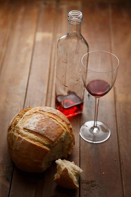 Pane e vino