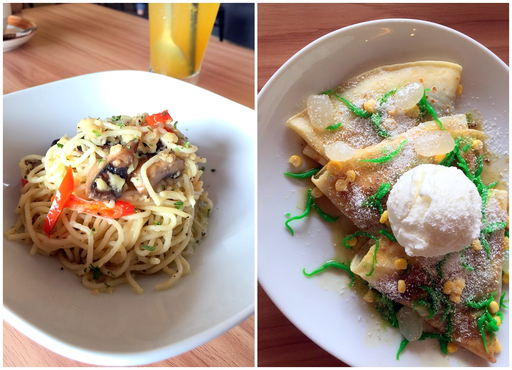Halal Cafes in the East: Sarah's The Pancake Cafe's Ala Dol
