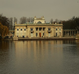 Palace on the Isle, Lazienki Royal Gardens