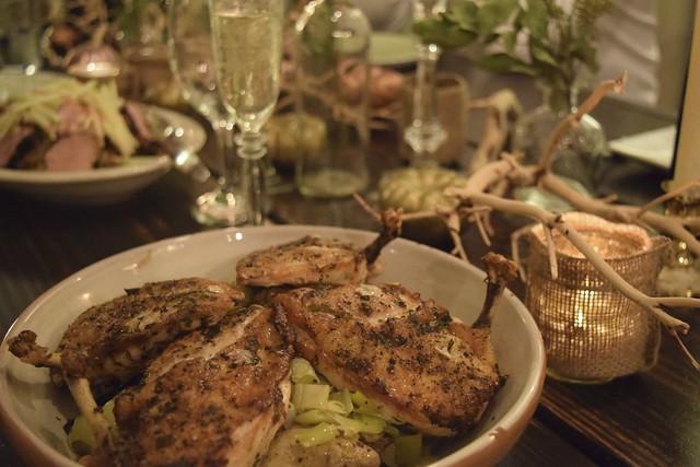 Heirloom Holiday Dinner