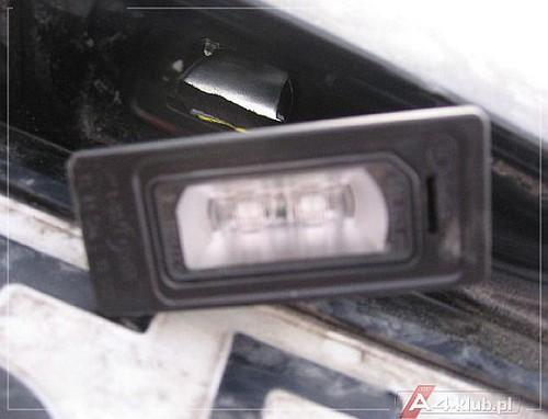 183725 - Wymiana lampek podświetlenia tablicy rejestracyjnej na LED - 8