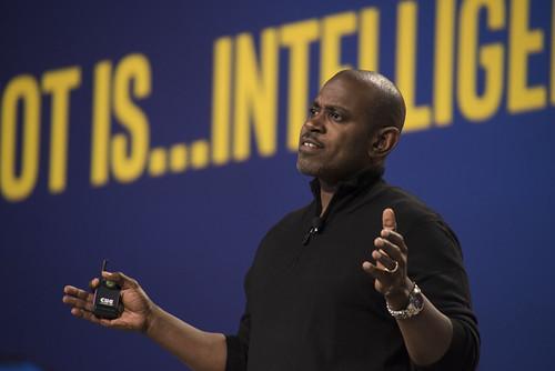 Michael Greene, Intel Keynote, JavaOne 2015 San Francisco