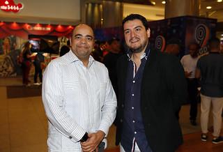 Omar de la Cruz y Martín Tuta
