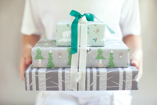 Revel & Co. Wrapped Presents