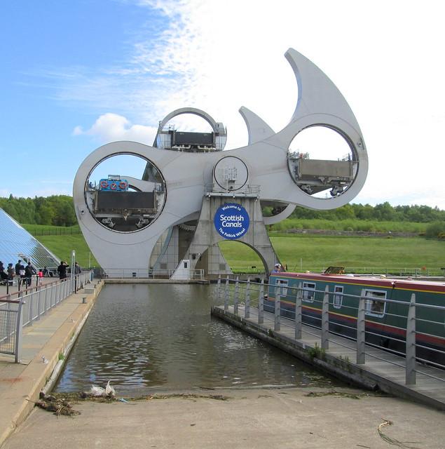 Falkirk Wheel 1