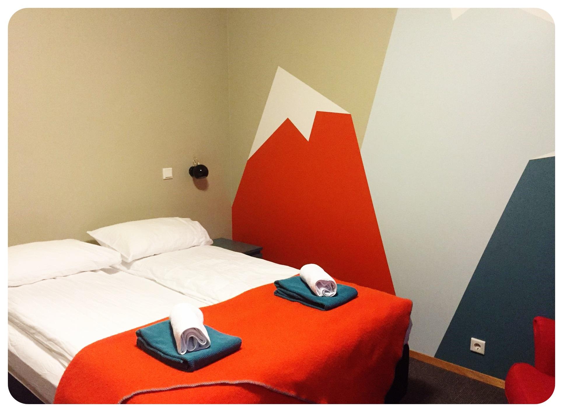 loft hostel reykjavik room