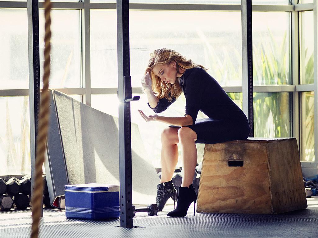 Натали Дормер — Фотосессия для «Women's Health» 2015 – 8