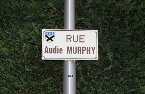 Rue Audie Murphy