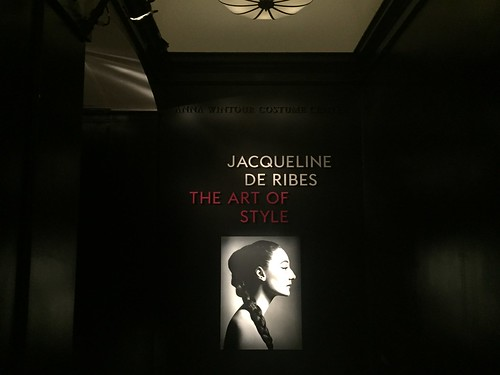 THE MET JACQUELINE DE RIBES COSTUME INSTITUTE