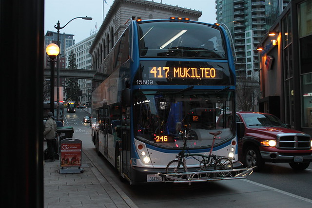 CT 15809 in Downtown Seattle