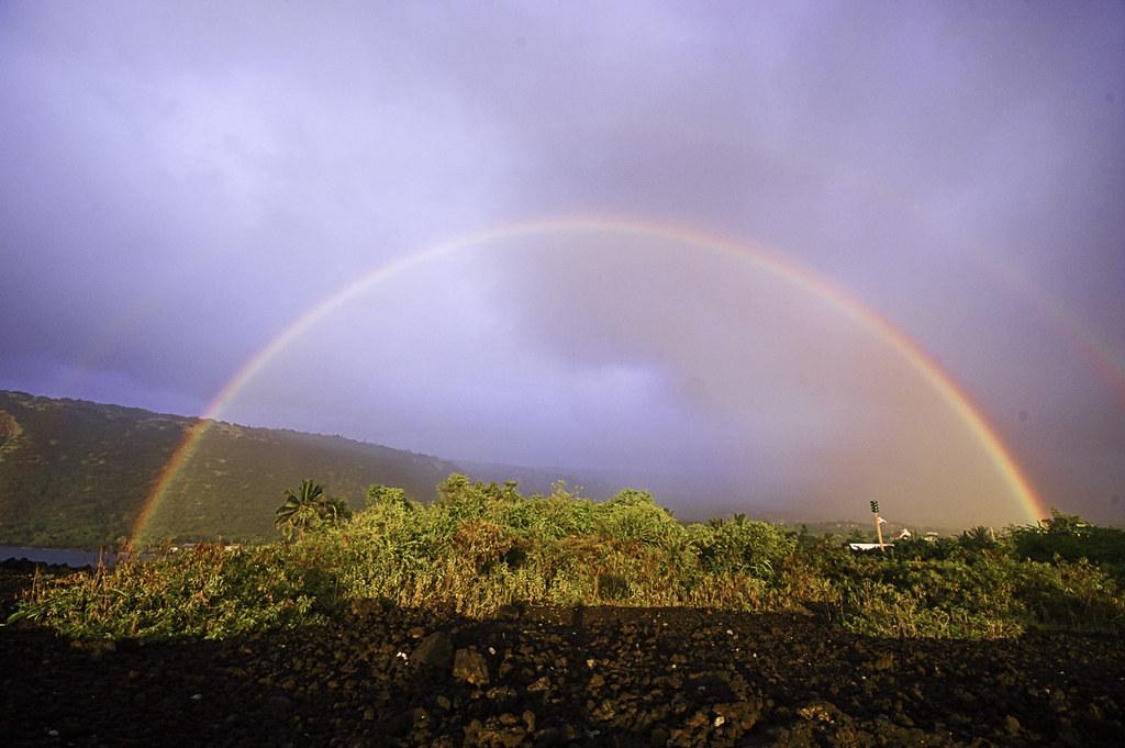 Full-size Rainbow