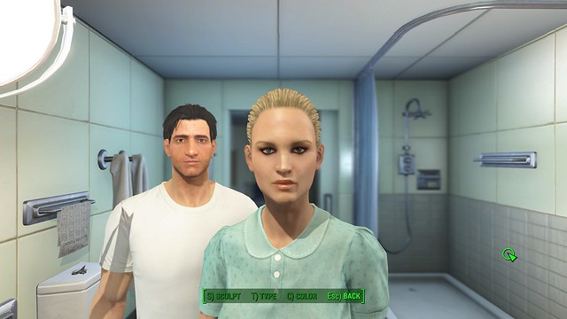 Fallout 4 - Jennifer Lawrence