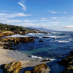 Cypress Point Lookout, 17 mile drive, California #cypresspointlookout #cypress #17miledrive #monterey #california #usa #vacation