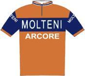 Molteni - Giro d'Italia 1967