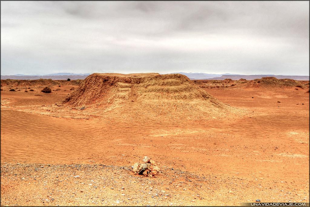 Marruecos sur desierto